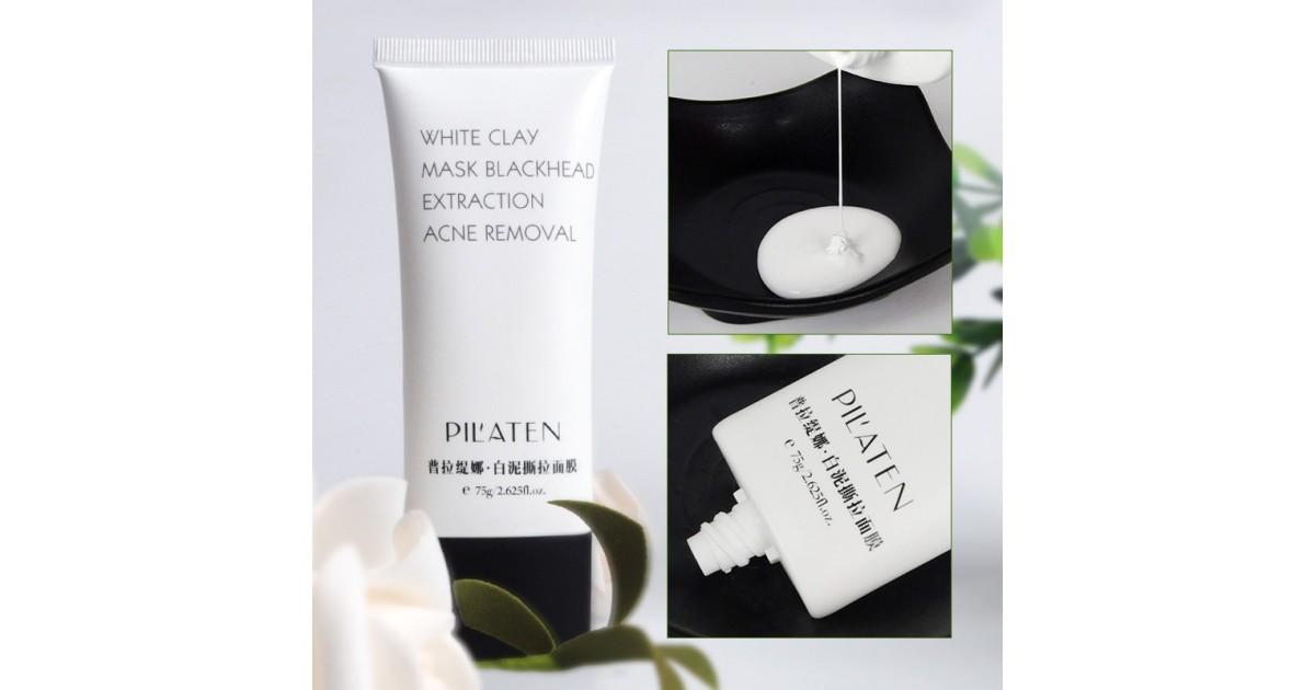 Pilaten - Mascarilla Peel-Off de Arcilla Blanca