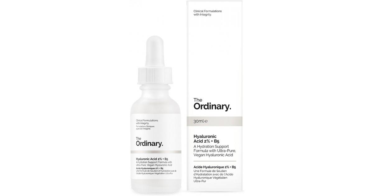 The Ordinary - Acido Hialurónico 2% + Vitamina-B5