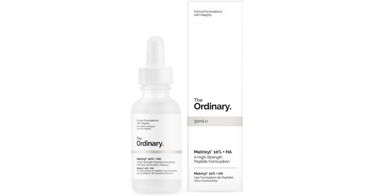The Ordinary - Matrixyl 10% + Acido Hialurónico