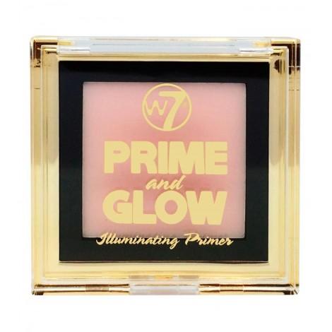W7- Pre-Base Iluminadora Prime and Glow