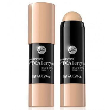 Bell - Base de maquillaje en stick hipoalergénico - 03: Peach Natural