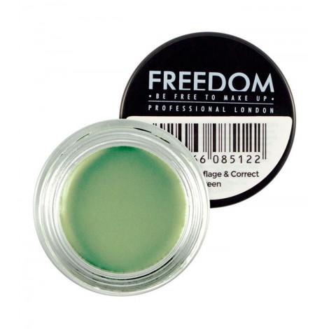 ProArtist Freedom - Corrector color en crema pro - Verde