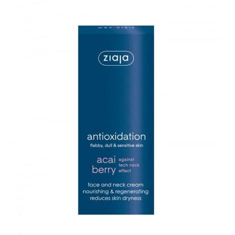Ziaja - Crema regeneradora y nutriente para rostro y cuello - Acai Berry
