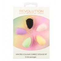 Makeup Revolution - Set Mini Esponjas Pro para Corrector