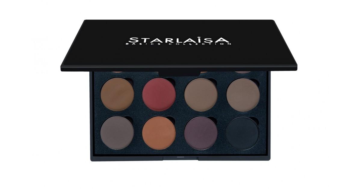 Starlaisa - Basic Collection Matte Palette