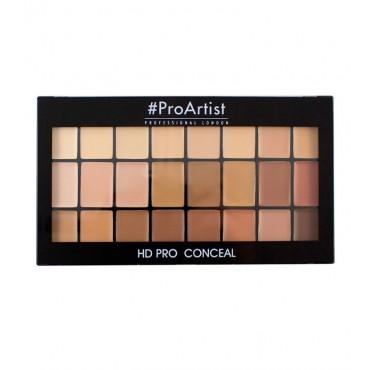 ProArtist Freedom - Paleta de Correctores HD Pro Conceal - Medium Dark