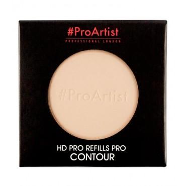 ProArtist Freedom - Contorno en polvo en godet HD Pro - 01
