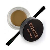 Makeup Revolution - Pomada para cejas - Taupe