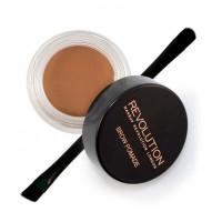 Makeup Revolution - Pomada para cejas - Soft Brown