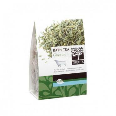 Treets - Té Verde - Té de baño