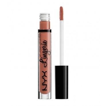 NYX Professional Makeup - Labial Líquido Lingerie - LIPLI08: Bedtime Flirt