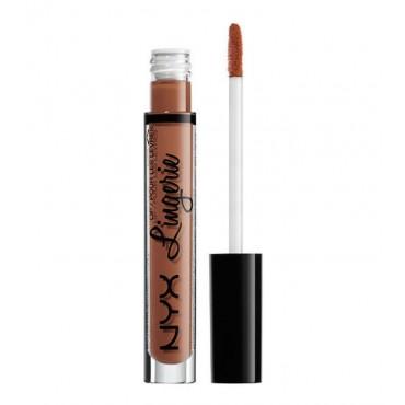 NYX Professional Makeup - Labial Líquido Lingerie - LIPLI10: Teddy