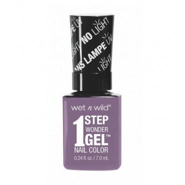 Wet N Wild - Esmalte de uñas 1 Step Wonder Gel - E7281: Lavender Out Loud
