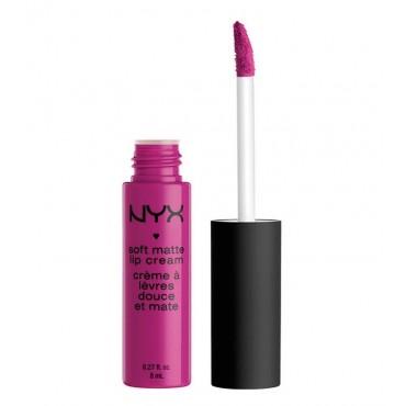 NYX Professional Makeup - Labial Líquido Soft Matte - SMLC30: Seoul