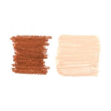 NYX - Contorno de Cejas Sculpt & Highlight - SHBC04: Auburn/Soft Pink