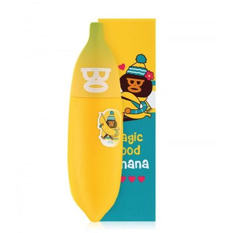 Tonymoly - Mascarilla de acción nocturna a base de Plátano Magic Food