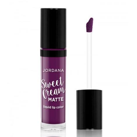 Jordana - Labial Líquido Mate Sweet Cream Ed. Halloween - 18: Enchanted Goddess