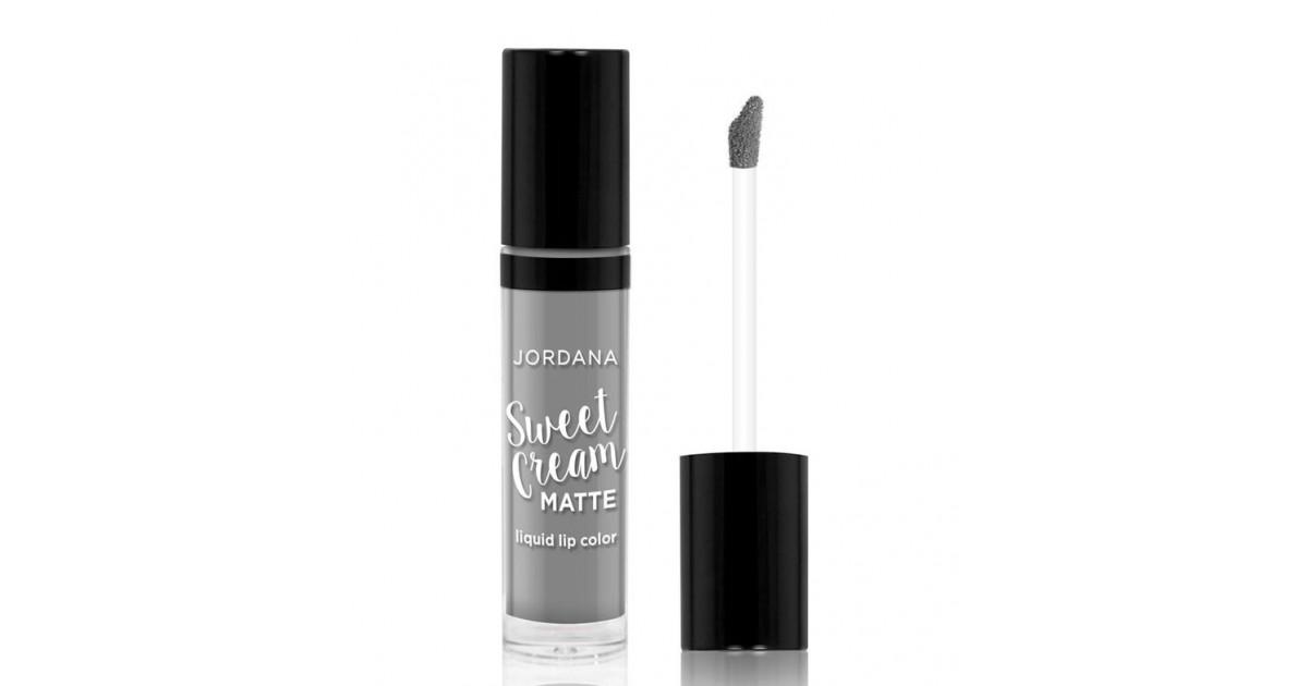 Jordana - Labial Líquido Mate Sweet Cream Ed. Halloween - 20: Zombie Queen