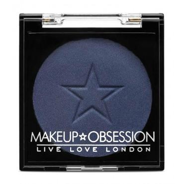 Makeup Obsession - Sombra de ojos - E104: Denim