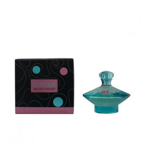Britney Spears - CURIOUS agua de perfume vaporizador 100 ml