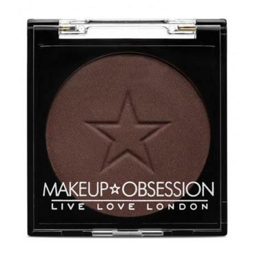Makeup Obsession - Sombra de ojos - E118: Bourbon Brown