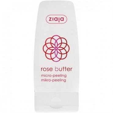 Ziaja - Rosa Mosqueta - Exfoliante Facial Micro Peeling -...