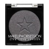 Makeup Obsession - Sombra de ojos - E135: Haute Silver