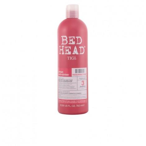 bed head urban anti dotes resurrection shampoo 750 ml