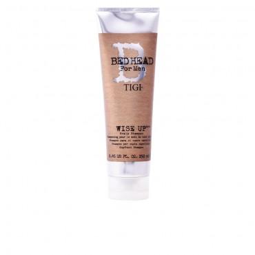 TIGI - BED HEAD FOR MEN wise up scalp champú para el cuero cabelludo 250 ml