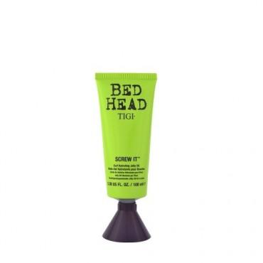 TIGI - BED HEAD Ricci Scrwe It. Aceite en Gelatina hidratante para rizos 100ml