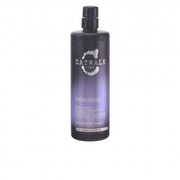 TIGI - CATWALK fashionista violet champú cabello rubios o claros 750 ml