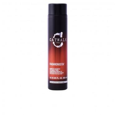 TIGI - CATWALK fashionista brunette champú especial cabellos castaños 300 ml