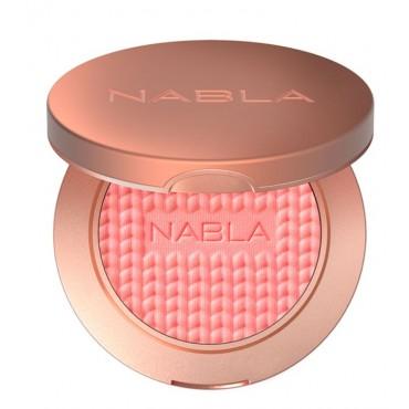 Nabla - *Goldust* - Colorete en Polvo Blossom Blush con polvera - Harper