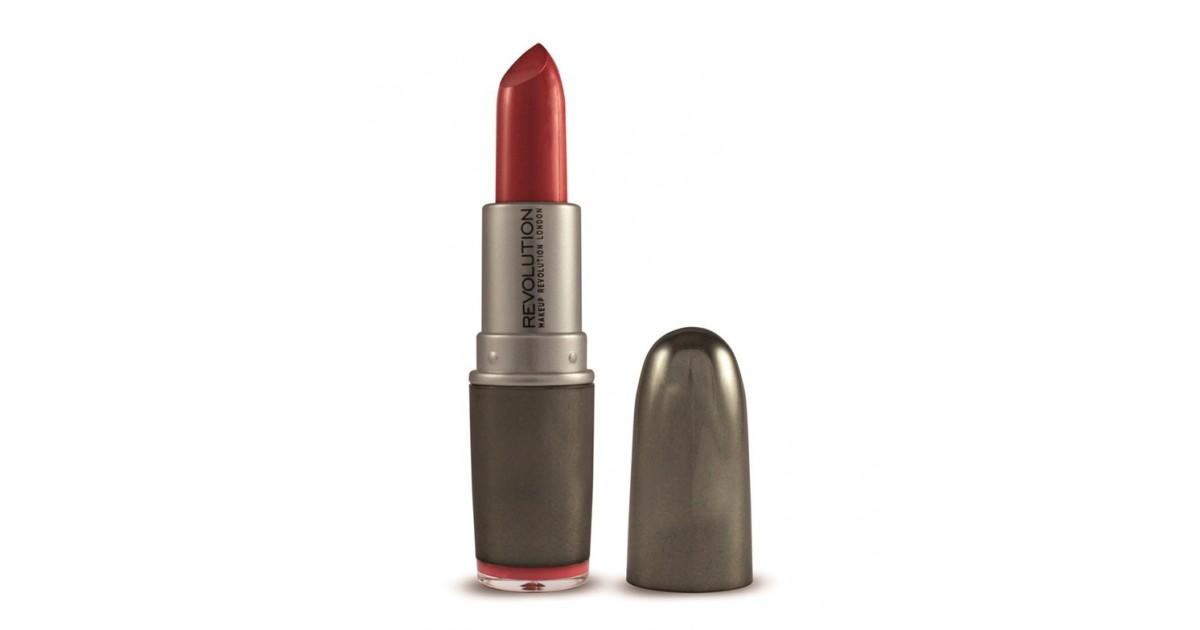 Makeup Revolution - Barra de labios Ultra Amplification - Tenacious