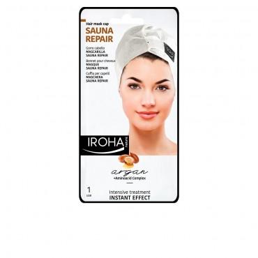 Iroha - SAUNA REPARADORA ARGAN máscara de pelo efecto instantáneo