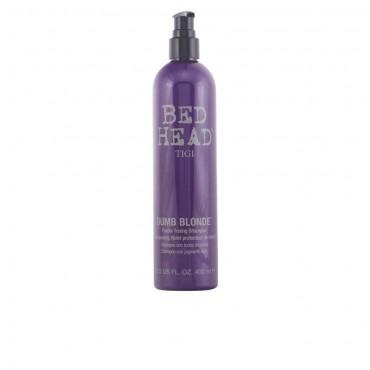 TIGI - BED HEAD DUMB BLONDE purple toning champú 400 ml