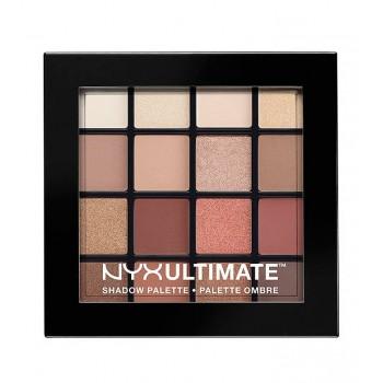 NYX - Paleta de sombras Ultimate - USP03: Warm Neutrals