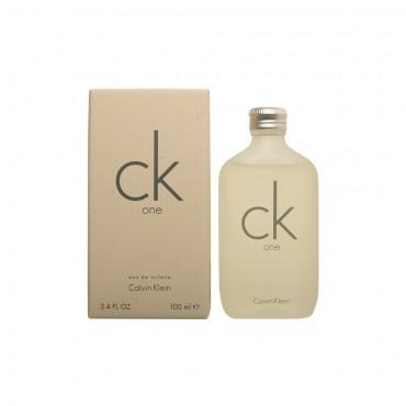 CK ONE eau de toilette vaporizador 100 ml