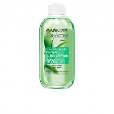 skinactive hoja te verde tónico limpiador piel mixta 200 ml