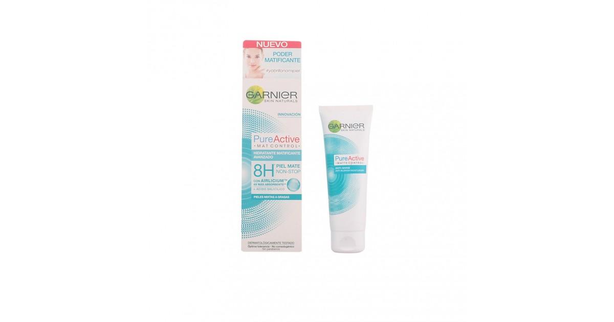 pure active crema hidratante piel mixta grasa 50 ml