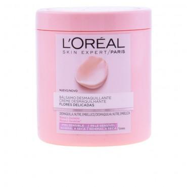 L'Oreal Makeup - FLORES DELICADAS - Bálsamo Desmaquillante Piel Sensible - 200 ml