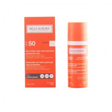 Bella Aurora - Gel crema solar anti-manchas PMG SPF50 50 ml