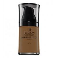 Revlon - Base de Maquillaje fluida Photoready Airbrush effect - 010: Caramel