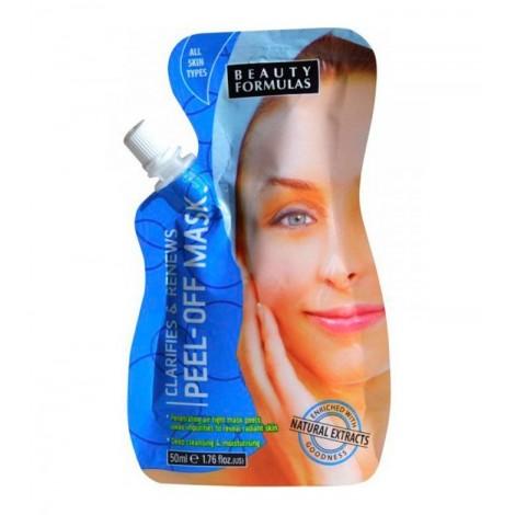 Beauty Formulas - Mascarilla peel-off aclaradora y renovadora