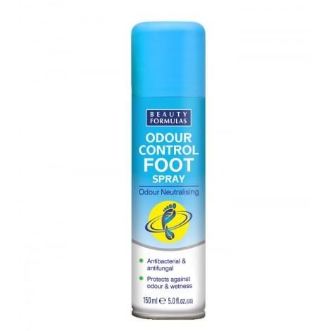 Beauty Formulas - Desodorante para Pies en Spray