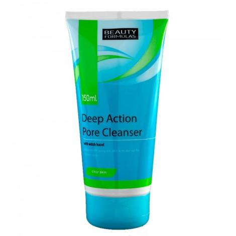 Beauty Formulas - Limpiador de Poros de Acción Profunda