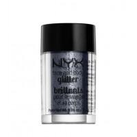 NYX - Face & Body Glitter - GLI12: Gunmetal