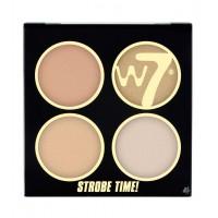 W7 - Paleta iluminadores Strobe Time! - It's Glow Time