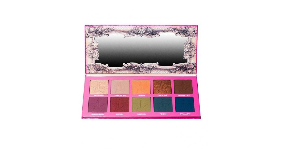 Jeffree Star Cosmetics - Paleta de Sombras de ojos - Androgyny