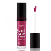 Jordana - Labial Líquido Mate Sweet Cream - 25: Sugarberry Crumble
